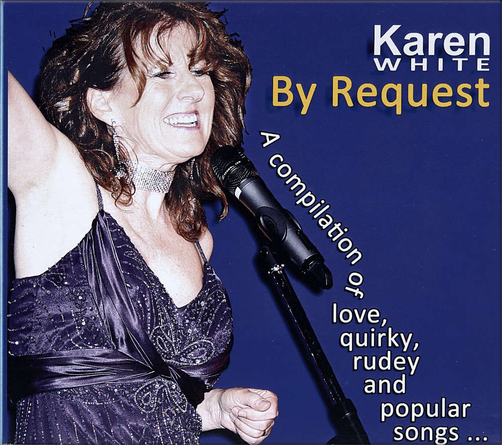 Karen J White′s album ″By Request″ album cover